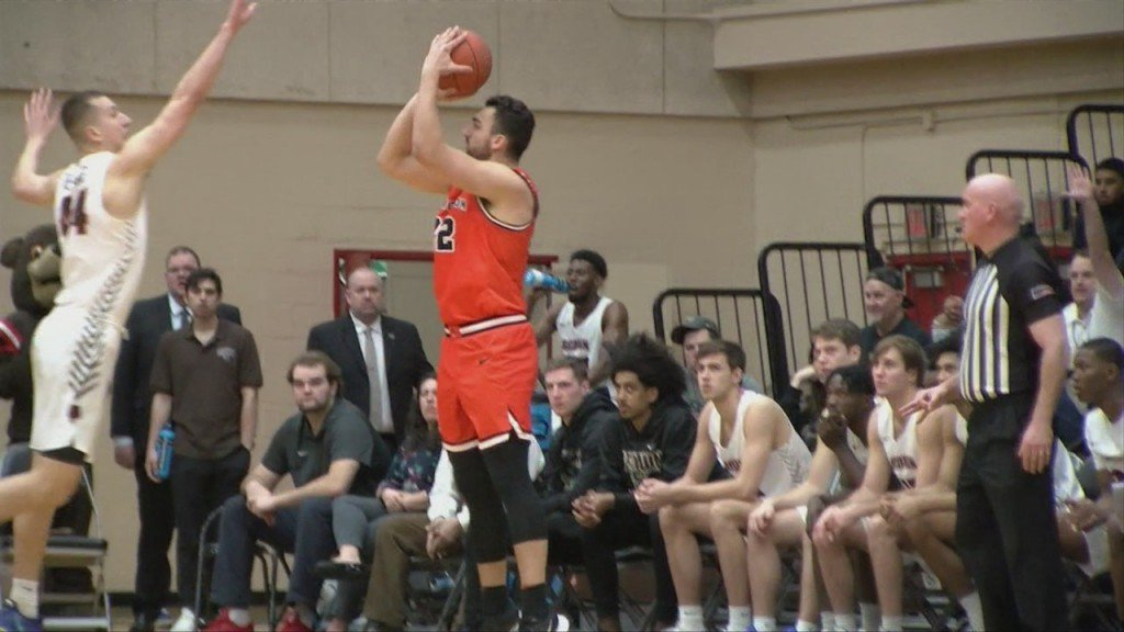 Princeton Beats Up Cold Shooting Brown Friday
