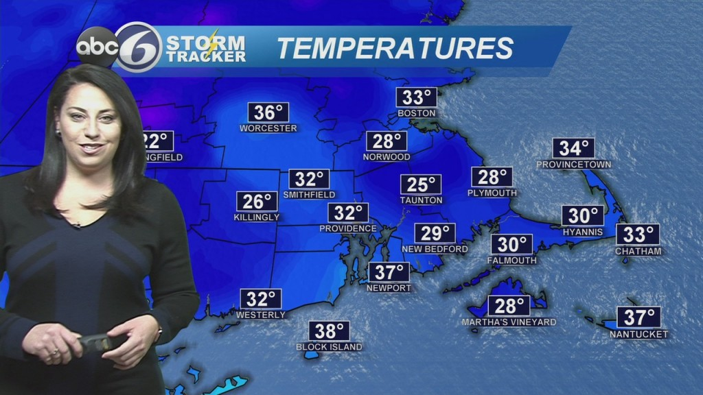Abc6 Weather Online Friday, March 6