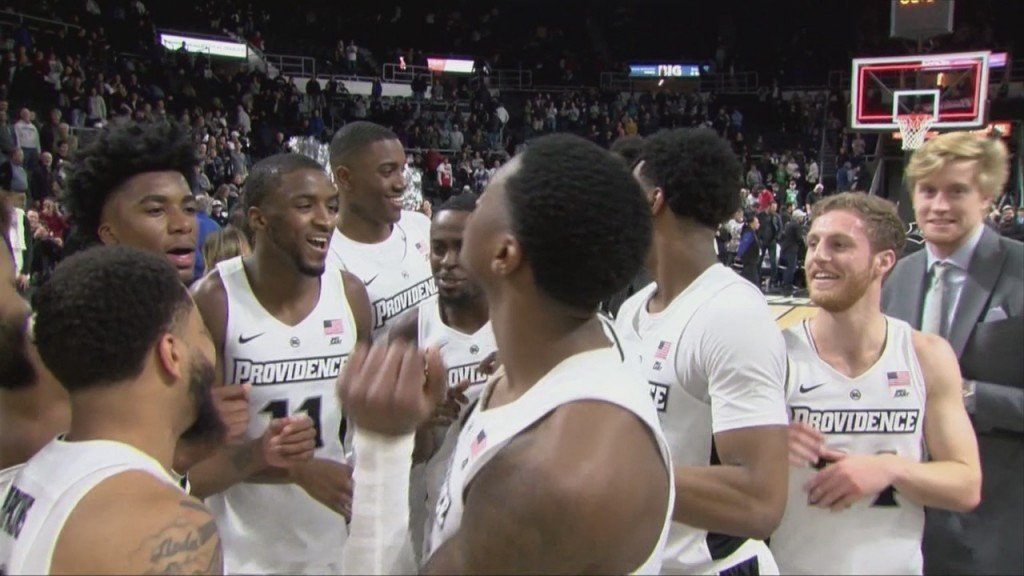 Pc Beats Depaul On Senior Night, Reaches Program Record With 12 Big East Wins