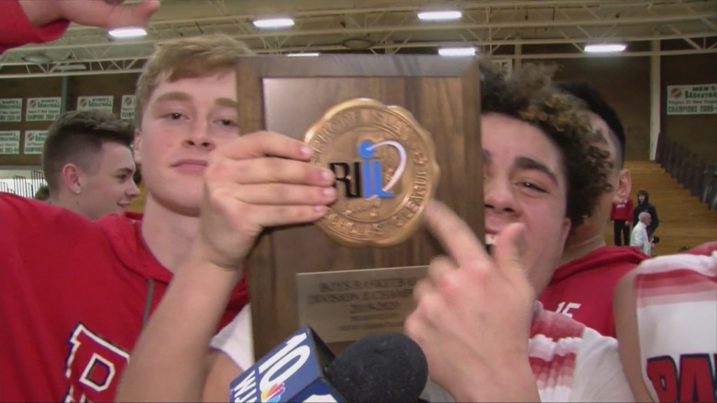 Portsmouth Earns First Division Ii Boys Basketball Title In 10 Years