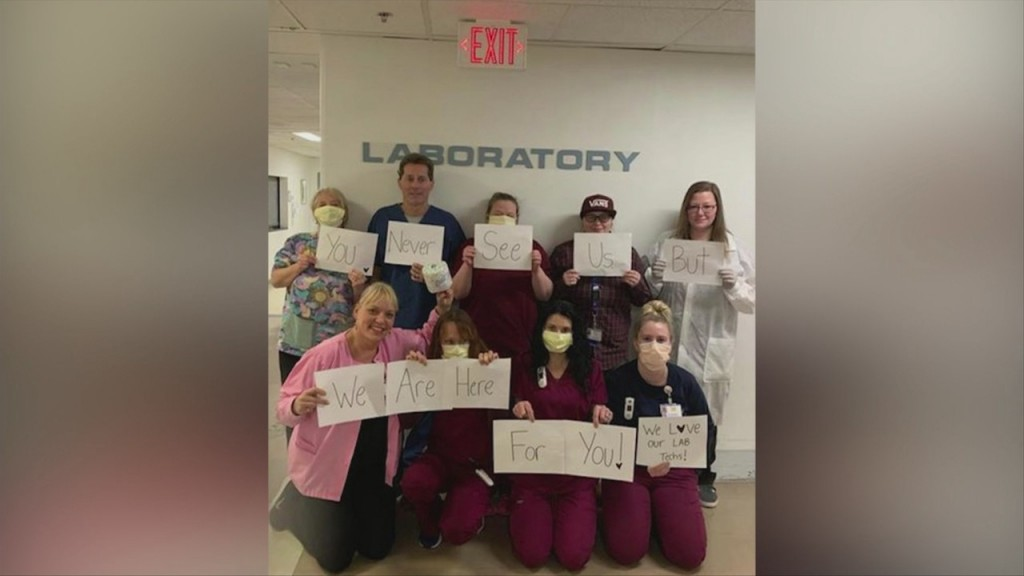 Kent Hospital Health Care Worker Gives Inside Look Into Nationwide Mask Shortage