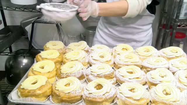 Lasalle Bakery Still Serving Up Take Out Zeppole This St. Joseph's Day
