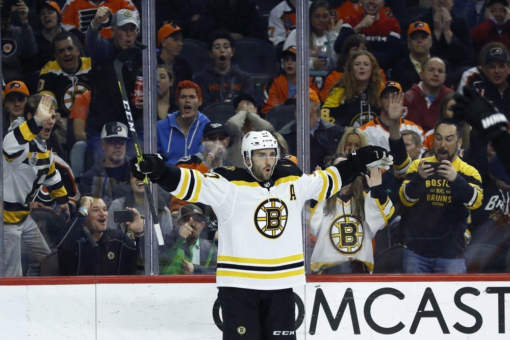 Bruins 3 10