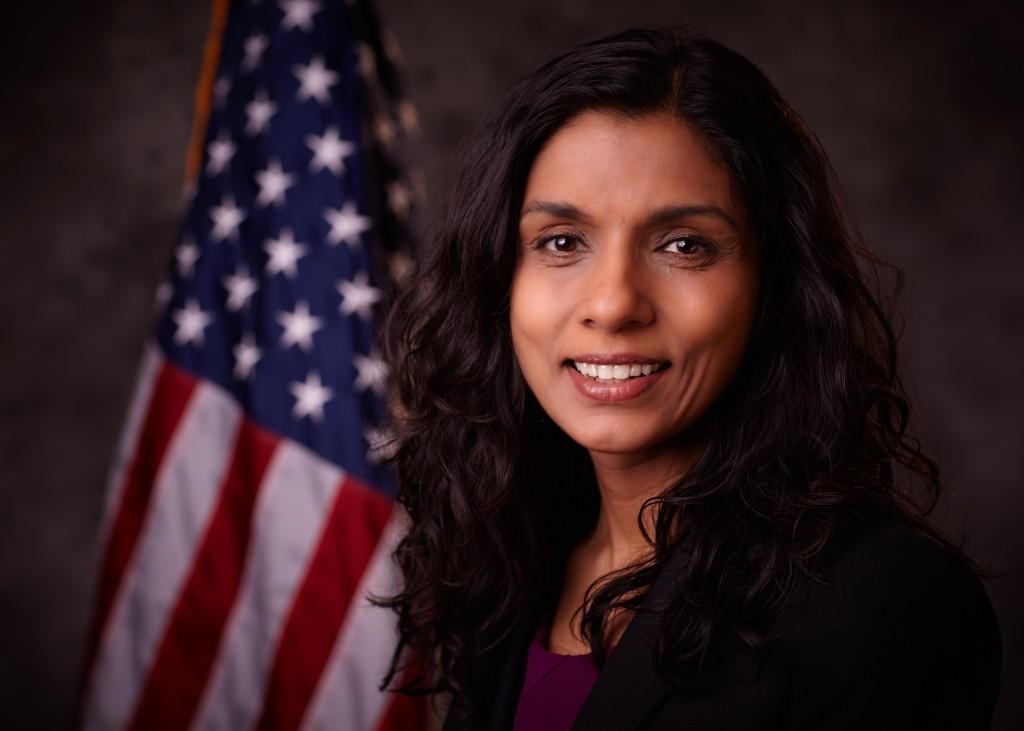 Bharel Official Portrait