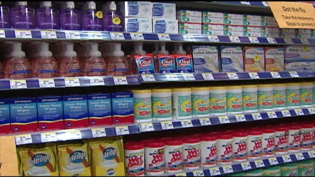 Household Cleaners 2