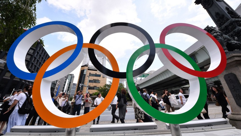 Tokyo Olympic Games One Year To Go, Japan 24 Jul 2019