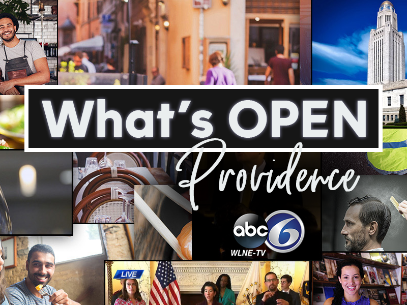 Whats Open Providence
