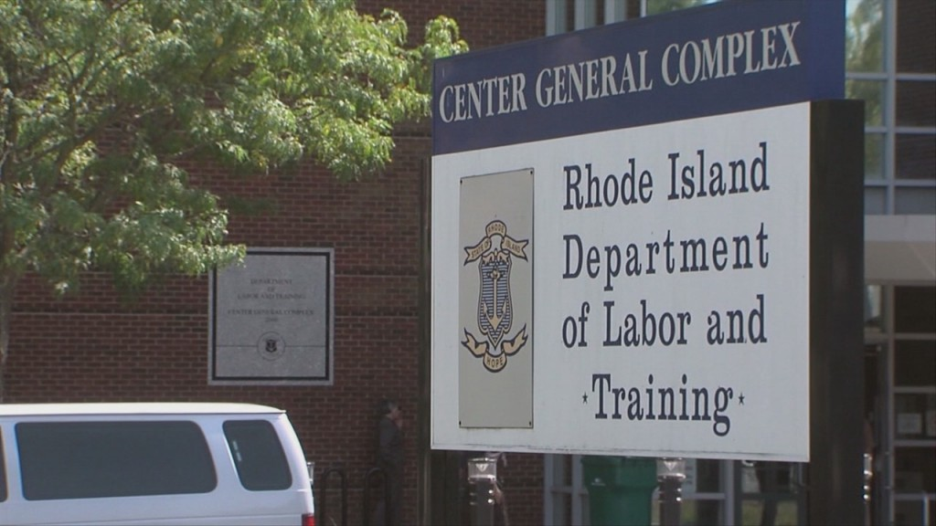 300 Reports Of Fraudulent Unemployment Claims From Rhode Islanders