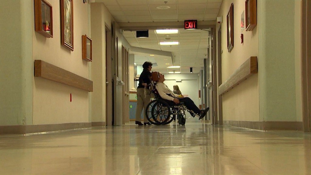 Nursing Home Staff