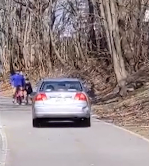 Cranston Bike Path
