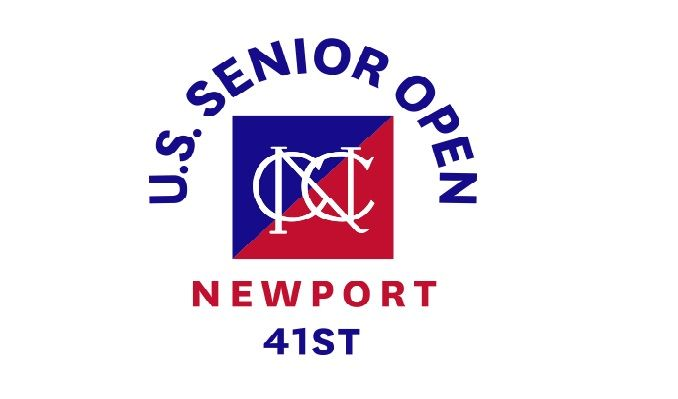 Us Senior Open Logo