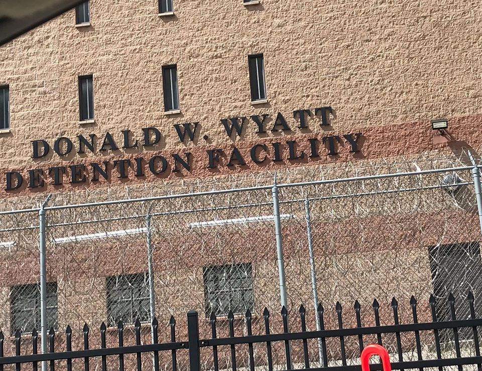 Wyatt Detention Center