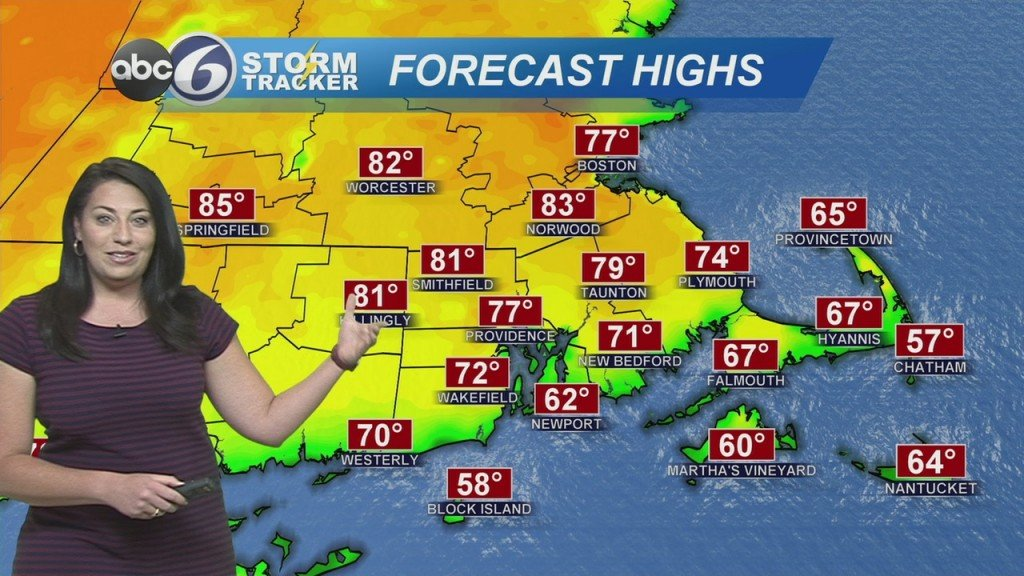Warm & Muggy For The Upcoming Days