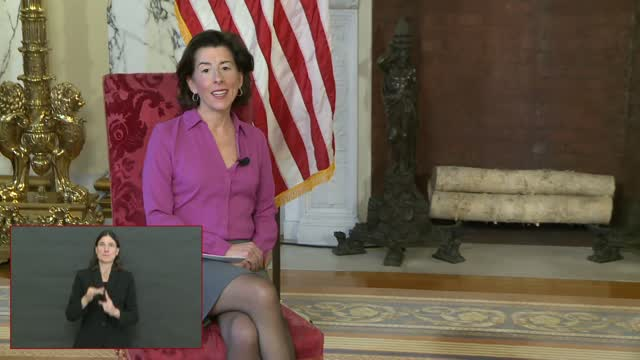 Governor Raimondo Mother's Day Message