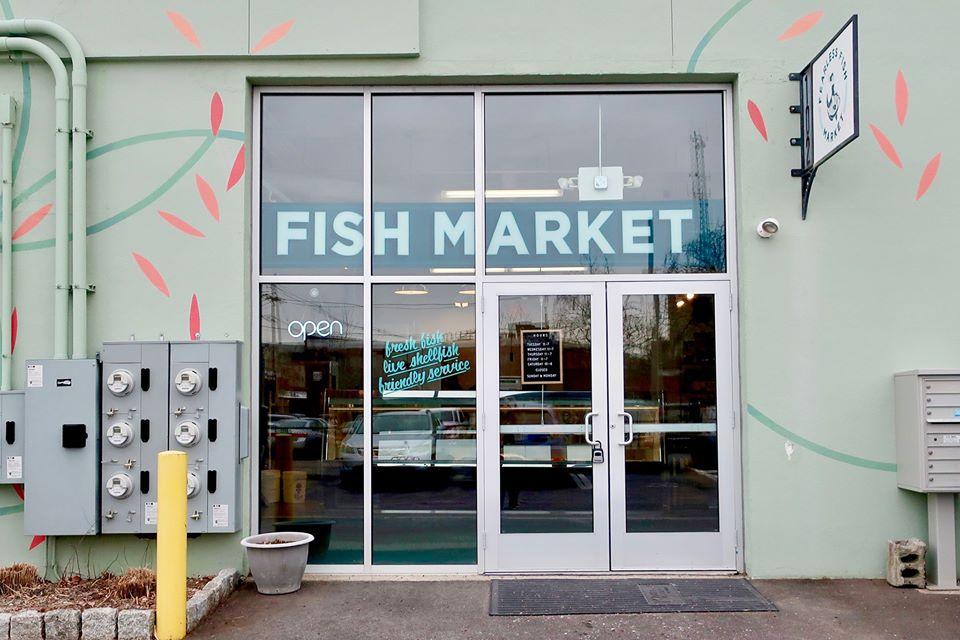 Fearless Fish Market