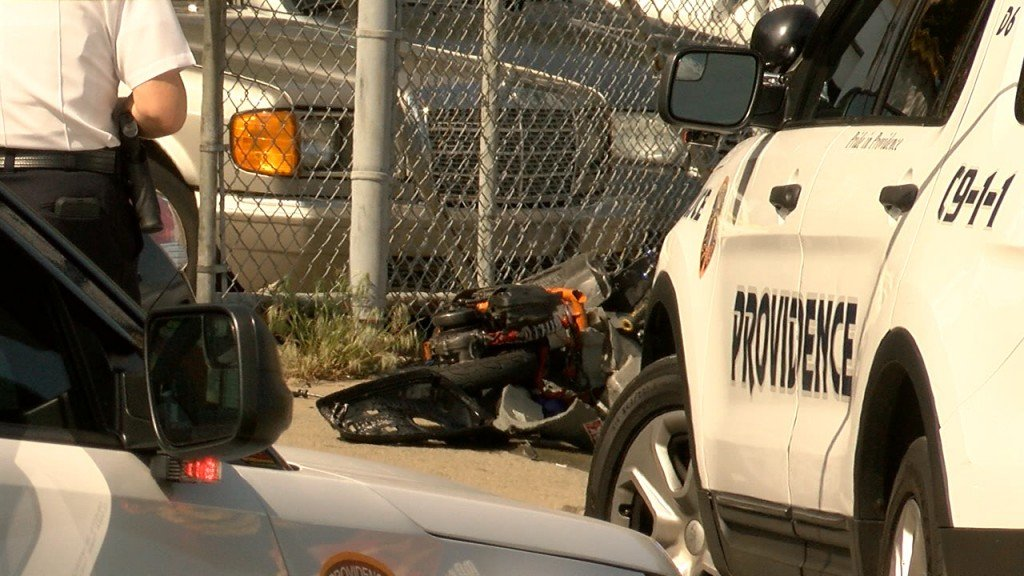 Motorcyle Crash