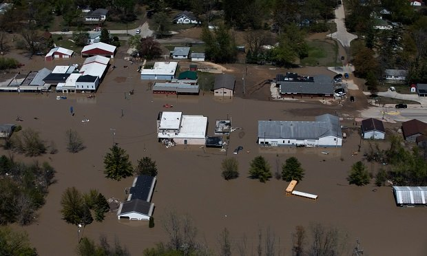Michigan Governor Declares State Of Emergency As Dams Break