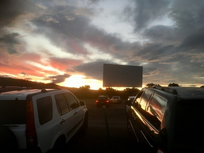 Drive In Movie Shutterstock 26105250419