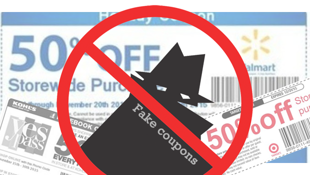 Fake Coupons Cover