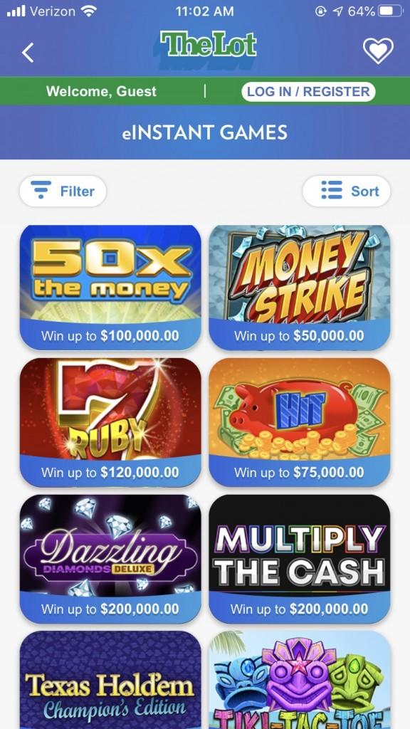Ri Lottery