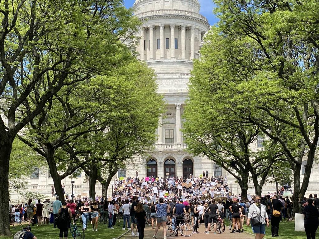 George Floyd Protest - Providence, R.I.