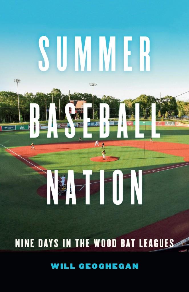 Summer Baseball Nation Cover