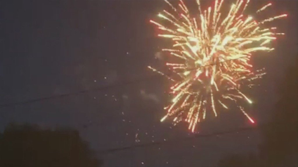 Rhode Islanders Fed Up With Fireworks Set Off At Late Hours During Week