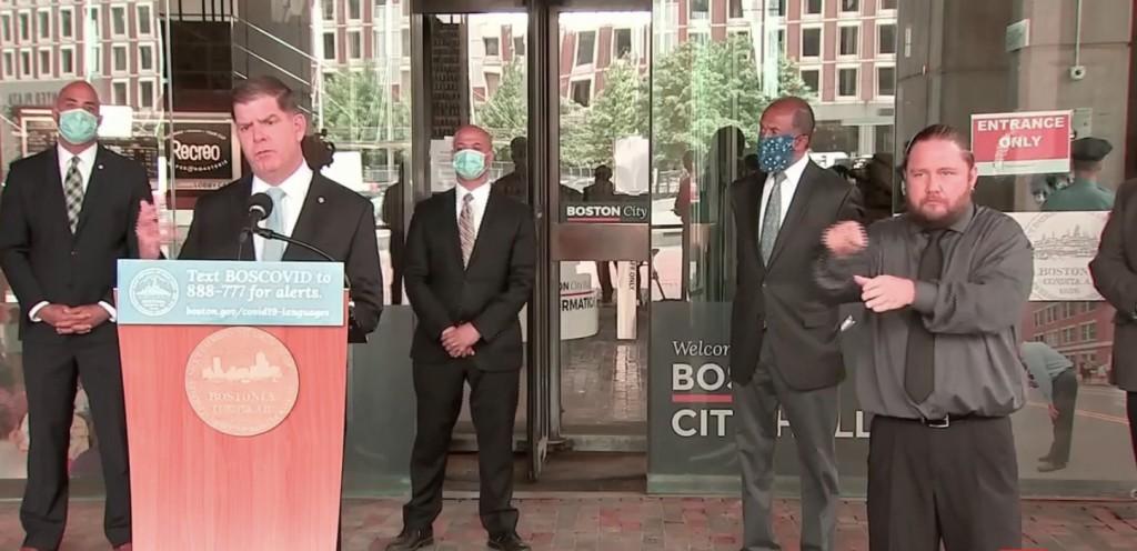 Boston Mayor