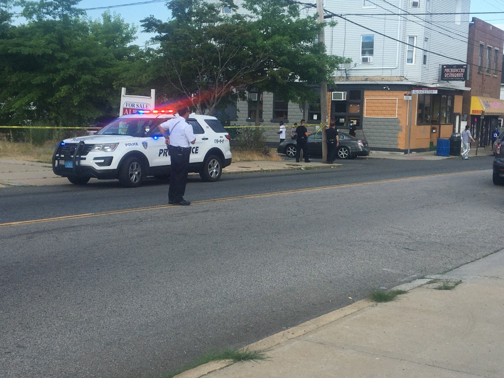 Providence admiral street homicide