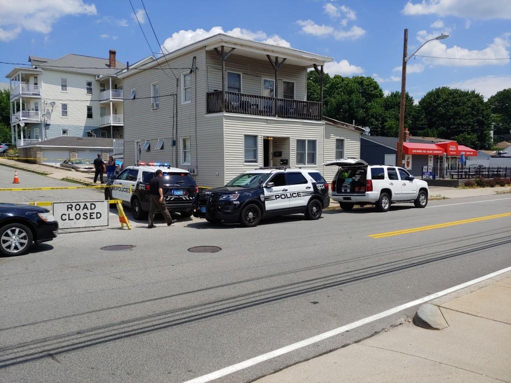 Woonsocket Police investigating