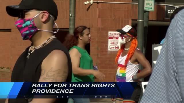 Jordan Black Trans Lives Matter