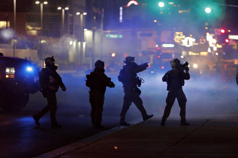 Las Vegas Protests