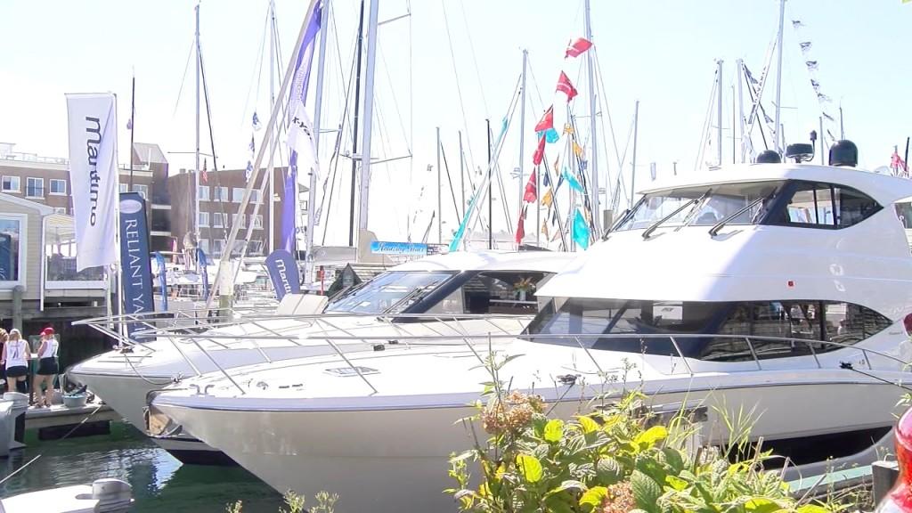 Newport Boat Show 1
