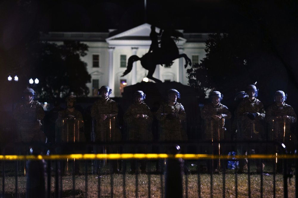 White House National Guard