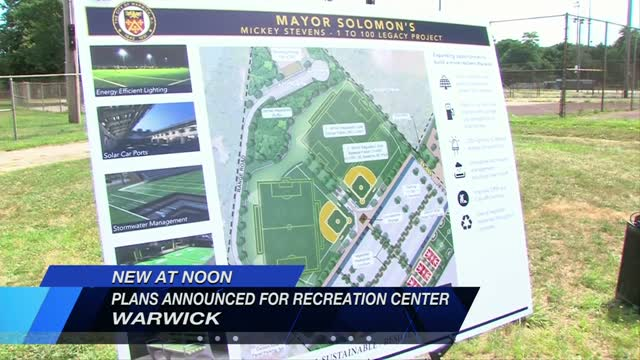 Mickey Stevens Sports Complex Plans