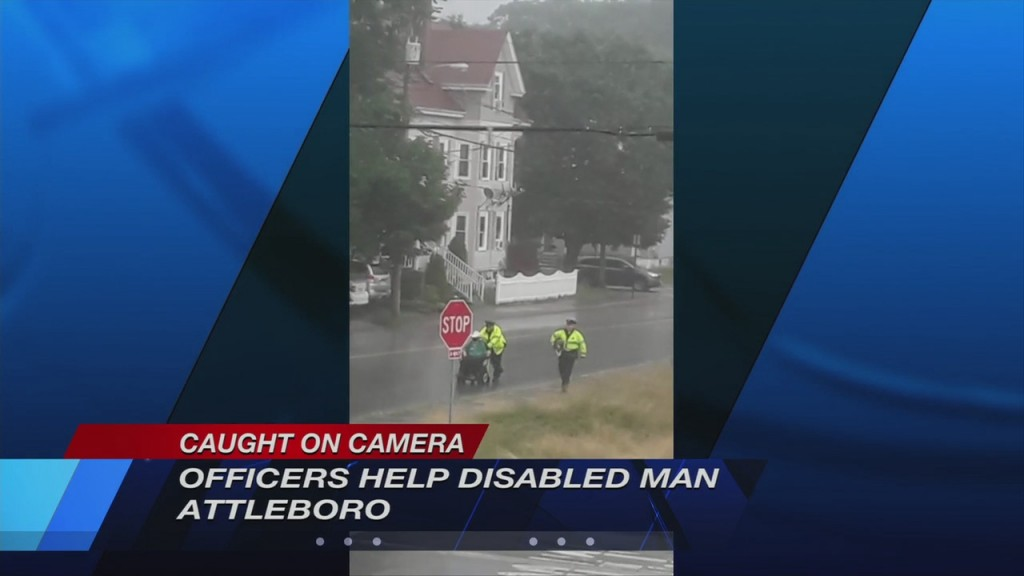 Attleboro Police Officers Vo