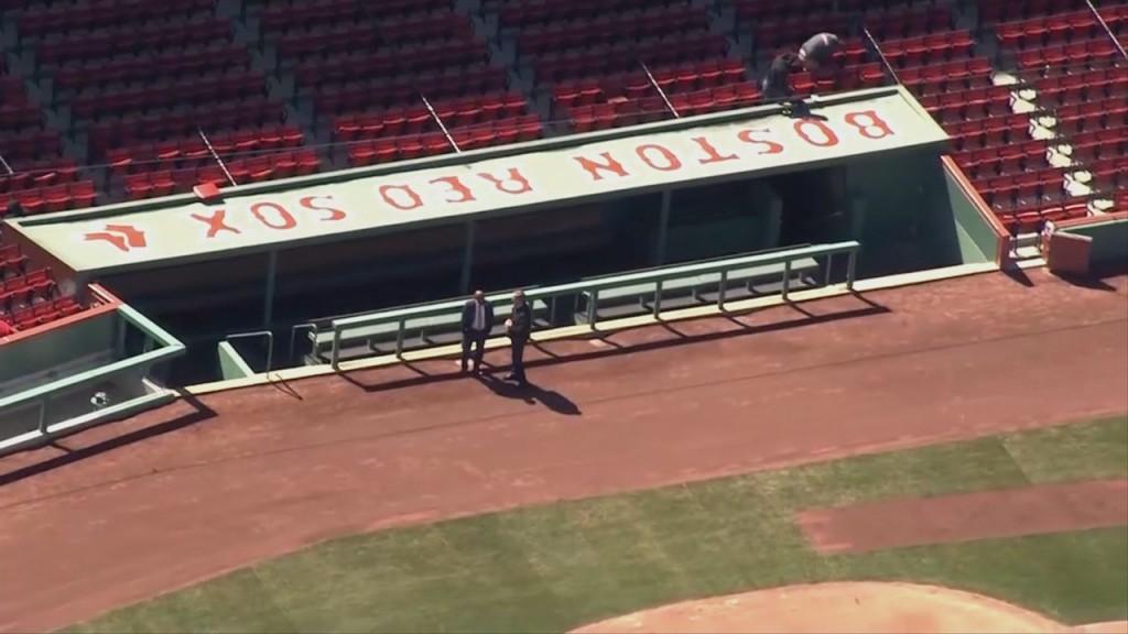 Dan Keith Red Sox Pkg