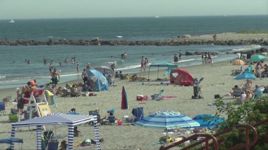 Scarborough South State Beach Snack Bar Shut Down After Worker Tests Positive For Covid 19