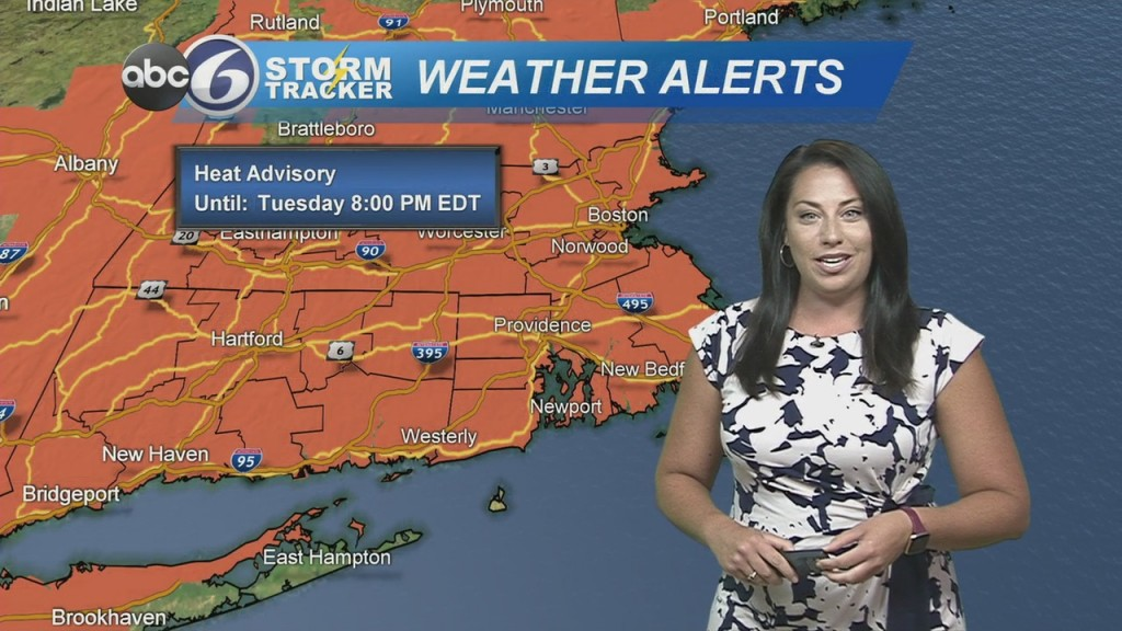 Record Breaking Heat Possible Today