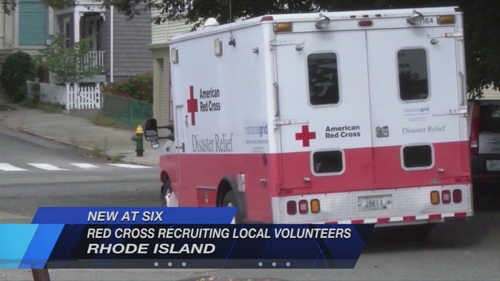 Red Cross Seeking Local Shelter & Medical Volunteers