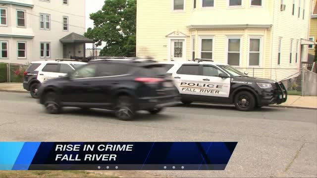 Fall River Mayor Plans To Address City's Spike In Violence At Afternoon Press Conference
