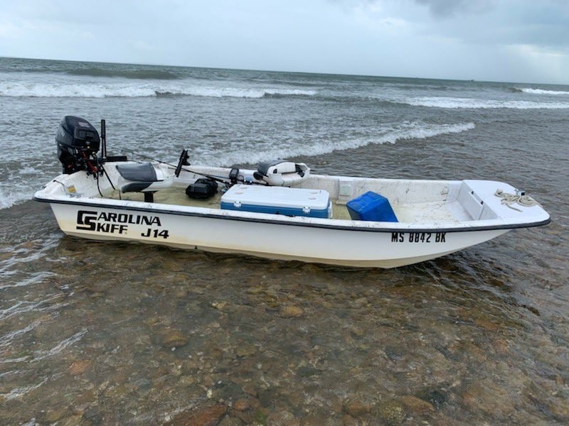 Griffith's Skiff