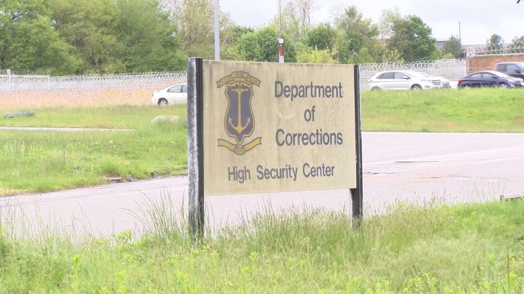 Dept Of Corrections High Security