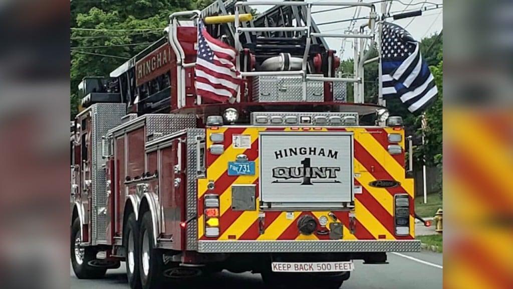 Hingham Fire Truck