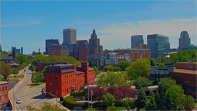 Providence skycam