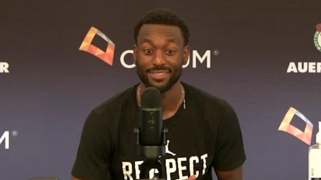 復賽後三個月不能見到女友或者妻子,NBA球員耐得住嗎?綠軍Walker:我沒孩子且單身!