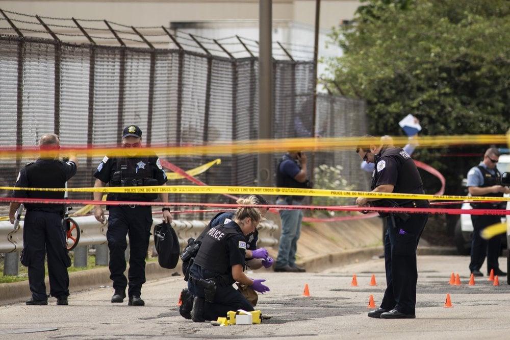 Chicago Police Shot