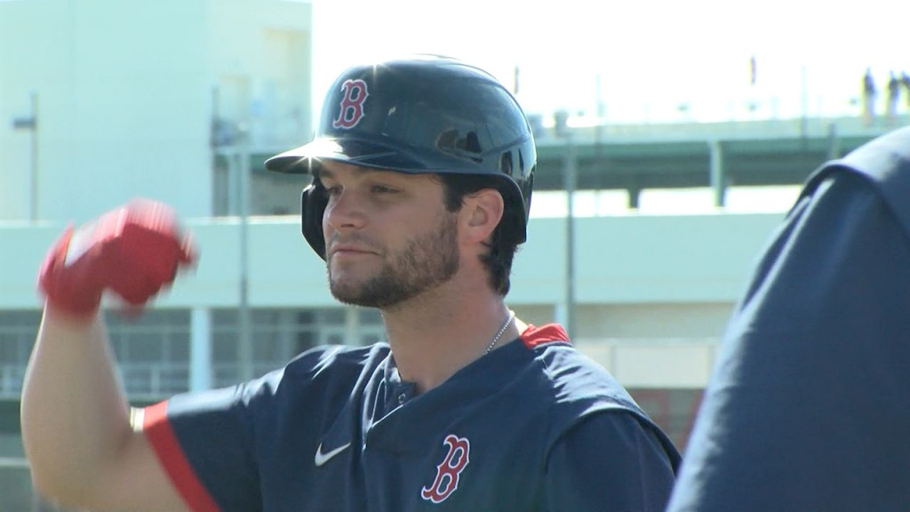 00013559 Red Sox Vo Benintendi.still001