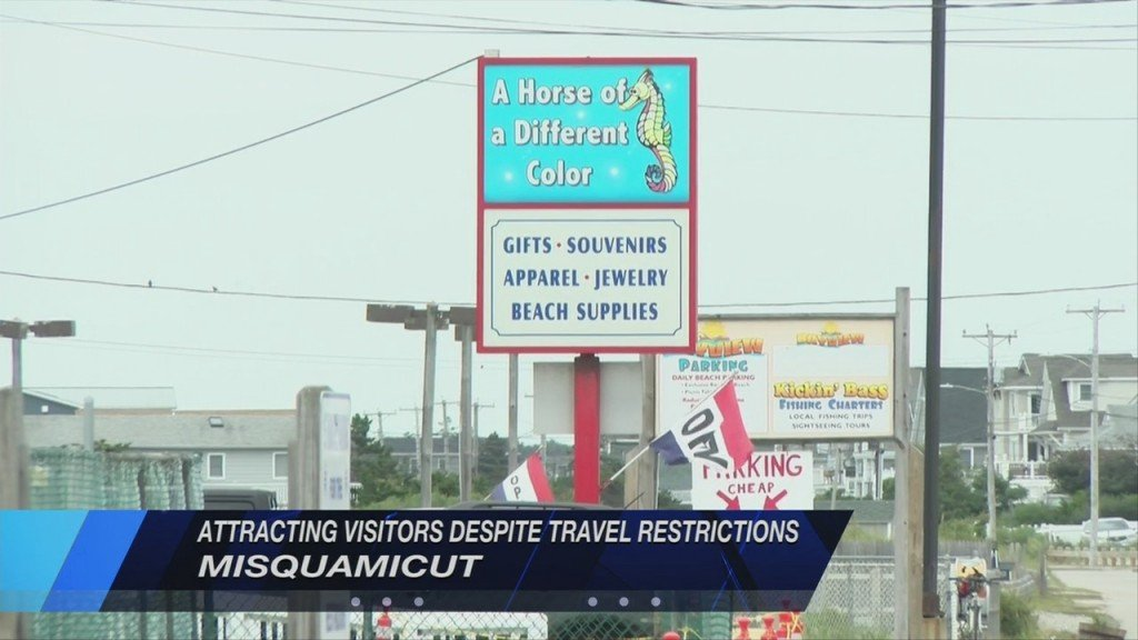 Misquamicut Business Association Wants Rhode Islanders To Pack A Bag And Visit