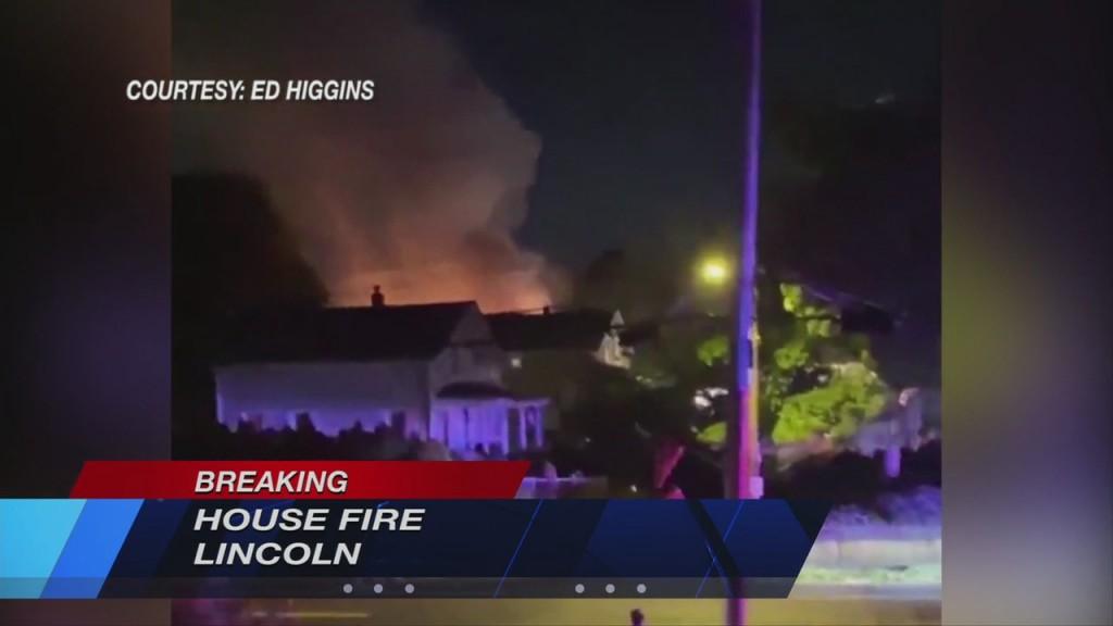 Lincoln Fire